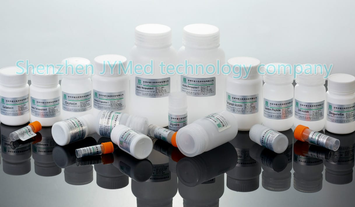China New Product Synthetic Oxytocin Gmp Manufacturer From China -
